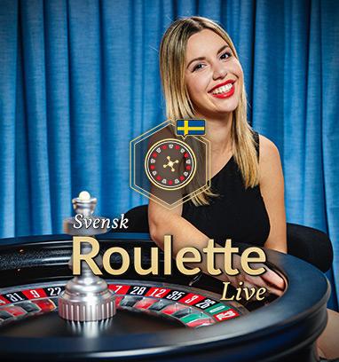 Live Svensk Roulette